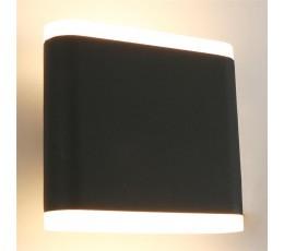 Уличный настенный светодиодный светильник A8153AL-2GY Arte Lamp