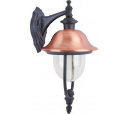 Настенный фонарь уличный Barcelona A1482AL-1BK Artelamp