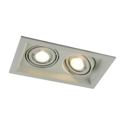 Встраиваемый светильник A6661PL-2WH Arte Lamp