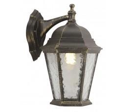 Настенный фонарь уличный Genova A1202AL-1BN Artelamp