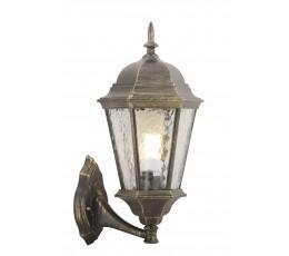 Настенный фонарь уличный Genova A1201AL-1BN Artelamp