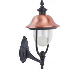 Настенный фонарь уличный Barcelona A1481AL-1BK Artelamp