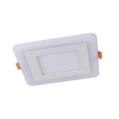 Встраиваемый светодиодный светильник A7506PL-2WH Arte Lamp