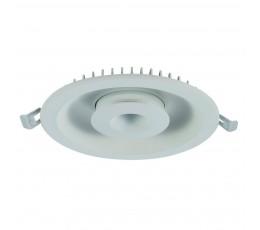 Встраиваемый светодиодный светильник A7207PL-2WH Arte Lamp