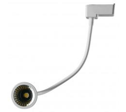 Светильник трековый светодиодный A4107PL-1WH Artelamp