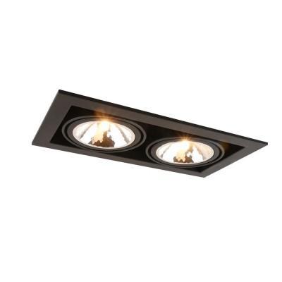Встраиваемый светильник A5949PL-2BK Arte Lamp