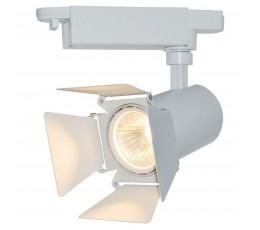 Светильник трековый светодиодный A6709PL-1WH Artelamp