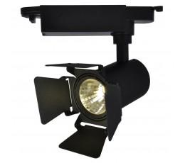 Светильник трековый светодиодный A6709PL-1BK Artelamp