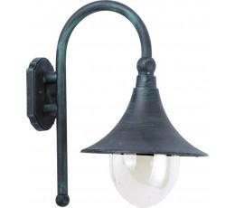 Настенный фонарь уличный Malaga A1082AL-1BG Artelamp