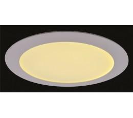 Встраиваемый светильник A2620PL-1WH Arte Lamp