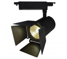 Светильник трековый светодиодный A6730PL-1BK Artelamp