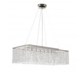 Люстра подвесная хрустальная Milano E 1.5.70X25.501 N Arti Lampadari