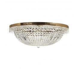Люстра потолочная хрустальная Pera E 1.2.80.601 G Arti Lampadari