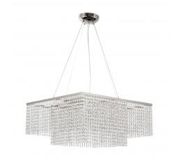 Люстра подвесная хрустальная Milano E 1.5.50.501 N Arti Lampadari