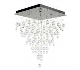 Люстра потолочная хрустальная Flusso H 1.4.50.515 N Arti Lampadari