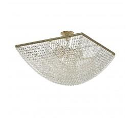 Люстра потолочная хрустальная Nobile E 1.3.50.502 G Arti Lampadari
