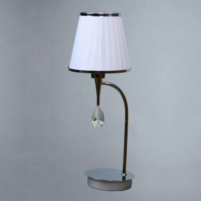 Лампа настольная MA01625T/001 Chrome Brizzi