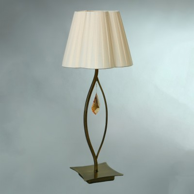 Лампа настольная BT03203/1 Bronze Cream Brizzi