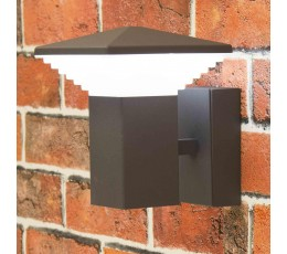 Светильник уличный настенный светодиодный CLU02W Citilux