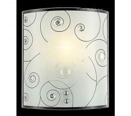 Настенный светильник 3745 3745/1 хром Eurosvet