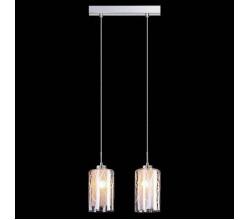 Светильник подвесной 50001/2 хром Eurosvet
