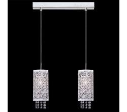 Подвесной светильник 1181 1181/2 хром Eurosvet