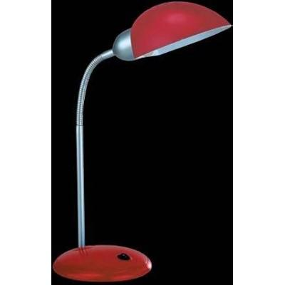 Лампа настольная 1926 красный Eurosvet