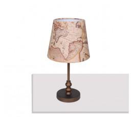 Интерьерная настольная лампа Mappa 1122-1T Favourite