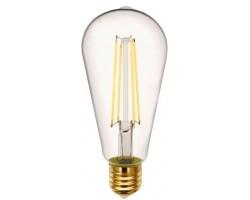 Лампочка 655304 ST64S-10-E27-2700 General