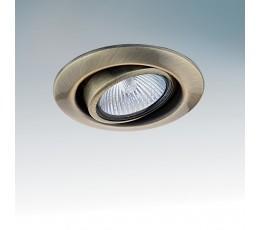 Точечный светильник TESO 011081 Lightstar