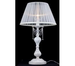 Интерьерная настольная лампа Elegant 10 ARM305-22-W Maytoni