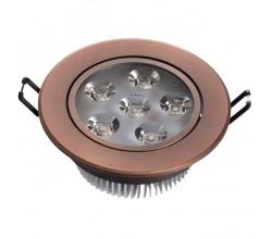 Встраиваемый точечный светильник 637013206 MW-Light