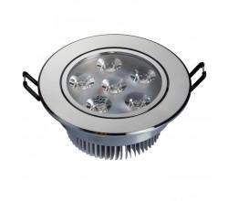 Встраиваемый точечный светильник 637013606 MW-Light