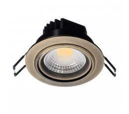 Встраиваемый точечный светильник 637015601 MW-Light