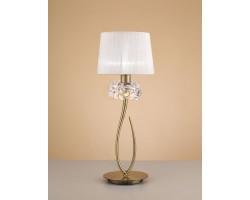 Интерьерная настольная лампа Loewe 4736 Mantra