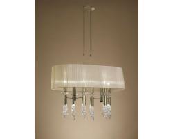 Подвесной светильник Tiffany Cuero 3873 Mantra