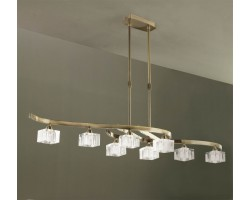 Подвесной светильник Cuadrax 1106 Mantra