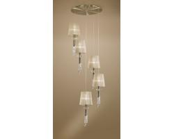 Подвесной светильник Tiffany Cuero 3877 Mantra