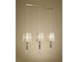 Подвесной светильник Tiffany Cuero 3875 Mantra