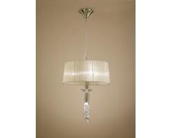 Подвесной светильник Tiffany Cuero 3878 Mantra