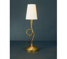 Интерьерная настольная лампа Paola 3545 Mantra