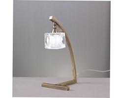 Интерьерная настольная лампа Cuadrax 0994 Mantra