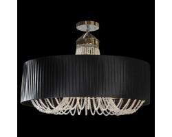 Люстра потолочная 1408/S black Newport