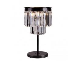 Лампа настольная 31101/T black Newport