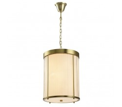 Подвесной светильник 3299/S brass Newport
