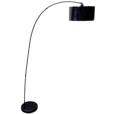 Торшер 12101/FL black Newport