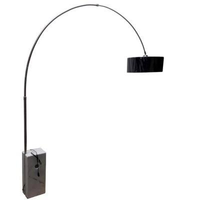 Торшер 12401/FL black Newport