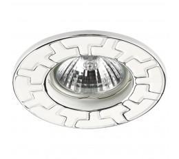 Точечный встраиваемый светильник 370383 Novotech