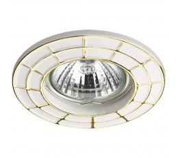 Точечный встраиваемый светильник 370378 Novotech