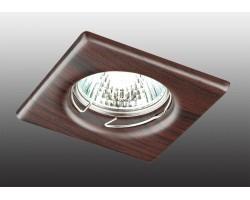 Точечный светильник Wood 369718 Novotech